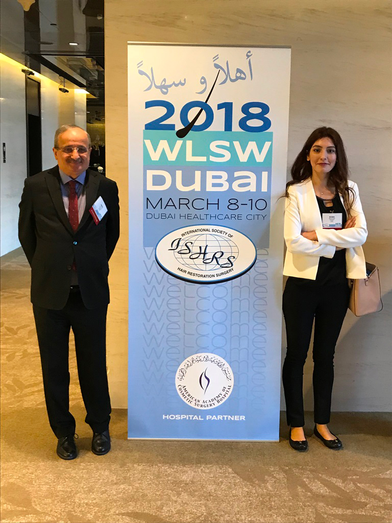 8-10 March 2018 WLSW - Dubai