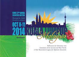 ISHRS 22nd Annual Meeting in Kuala Lumpur, Malaysia 8-11 October 2014