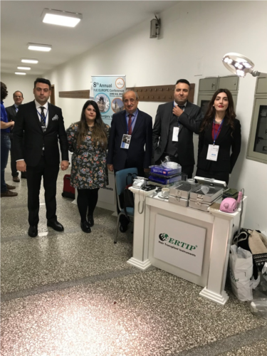 FUE EUROPE Hands On FUE Training Ankara 23-24 NOVEMBER 2018