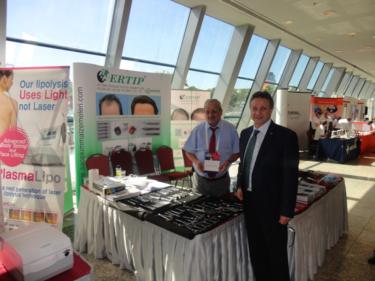 2013 ISAPS İstanbul Kursu ve 5. Uluslararası Avrasya Estetik Plastik Cerrahi Kursu Lütfi Kırdar