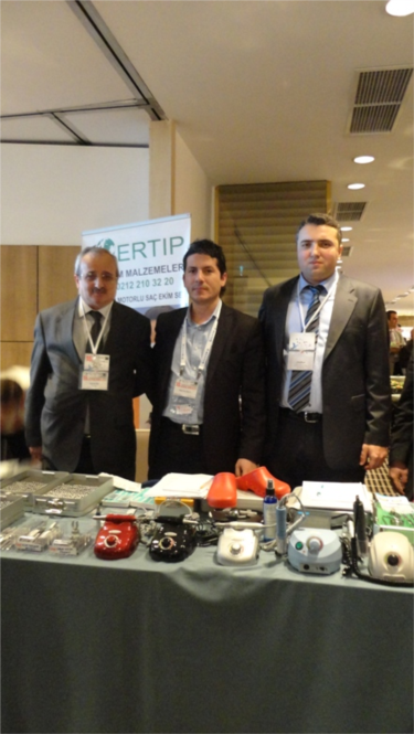 Society of Aesthetic Plastic Surgery National Confrence  In The Marmara Hotel 2012