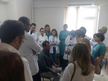 Cerrahpaşa Hastanesi 3. Uygulamalı Saç Ekim Kursu 23 Nisan 2016