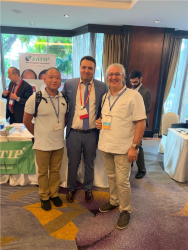 ISHRS 27th World Congress 2019 Bangkok - Thailand