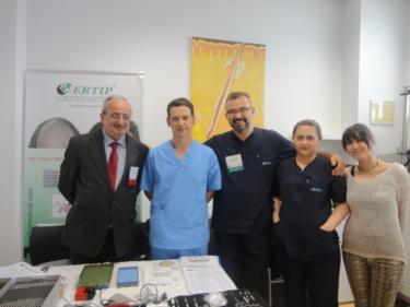 ISHRS 2nd Mediterranean Fue Workshop  Madrid-Spain May 24-26 2013