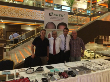 Turkish Society of Plastic Reconstructive and Aesthetic Surgeons XII National Congerss in Cyprus  4-