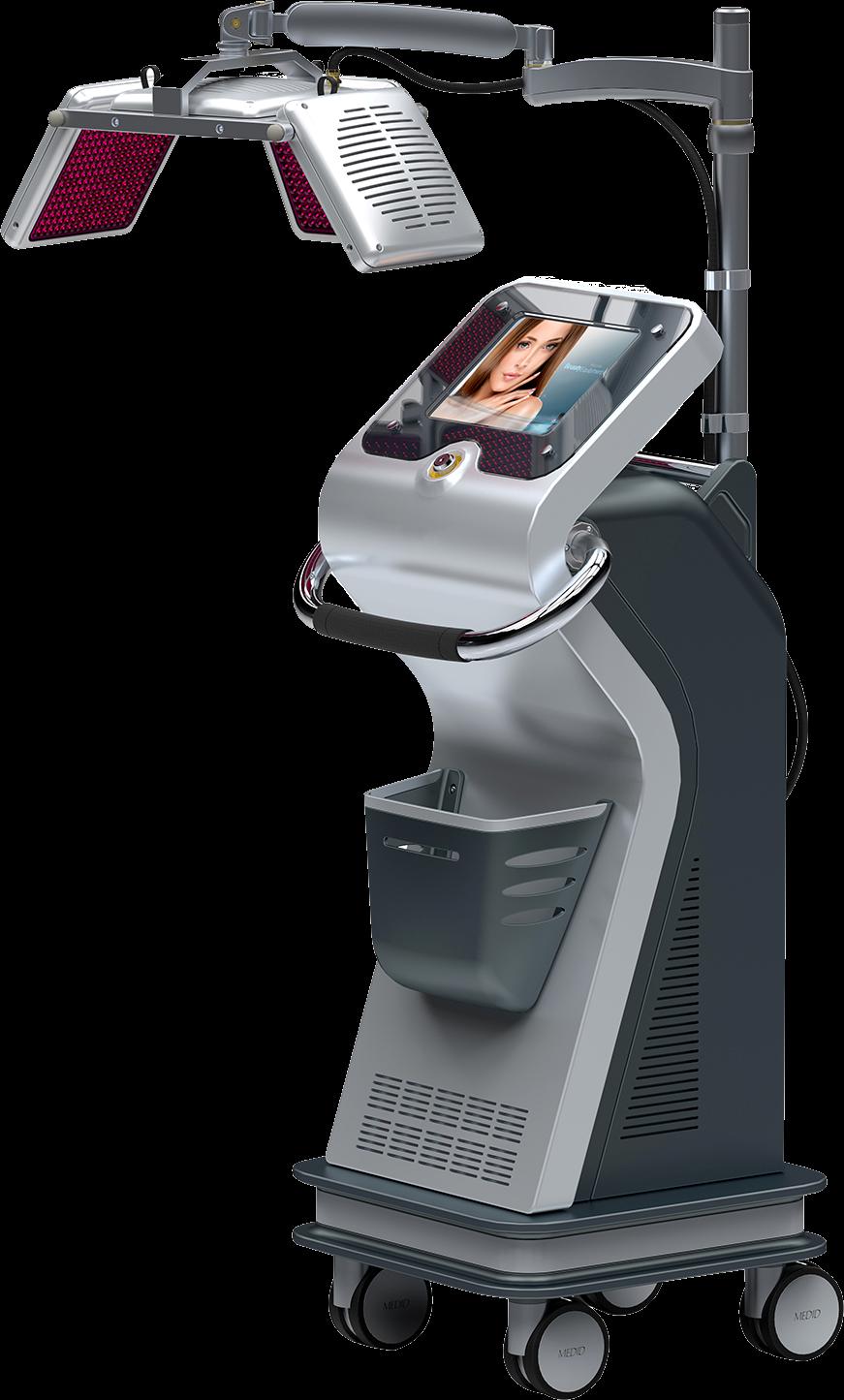 Dermo Hair Laser Device