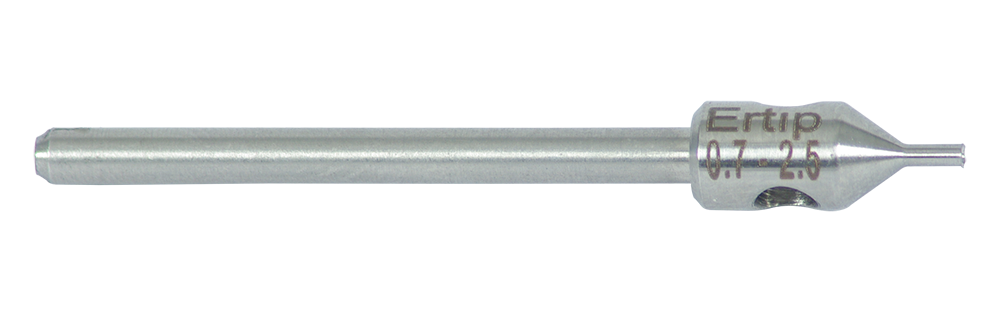 Extra-Safe Serrated Fue Punch 0.7 MM -2.5 MM