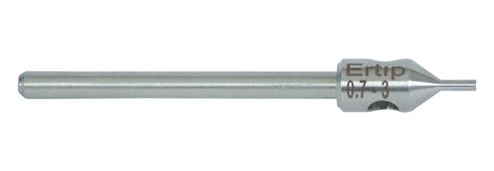 Extra-Safe Serrated Fue Punch 0.7 MM -3 MM