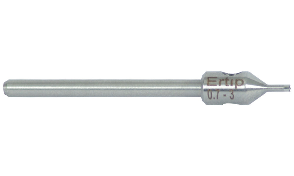 Serrated Fue Punch  0.7 MM - 3 MM