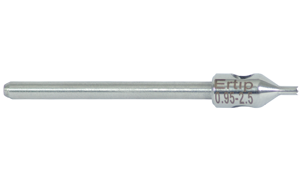 Serrated Fue Punch 0.95 MM - 2.5 MM