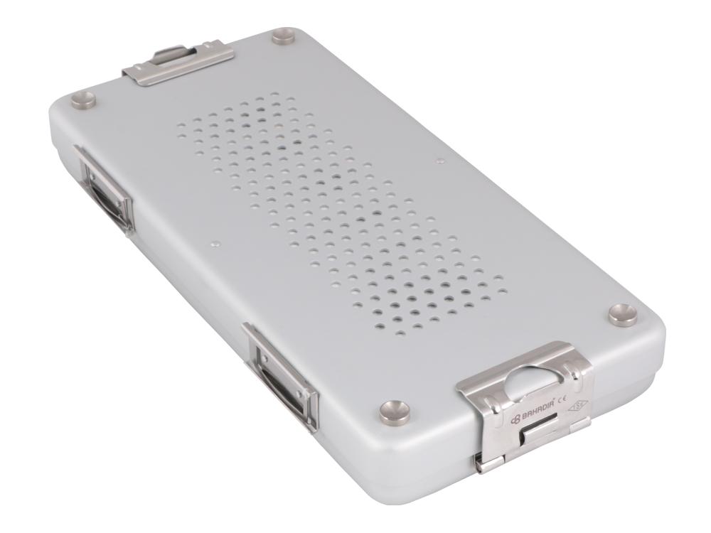Bahadır Brand Small Size Container ( Silver )