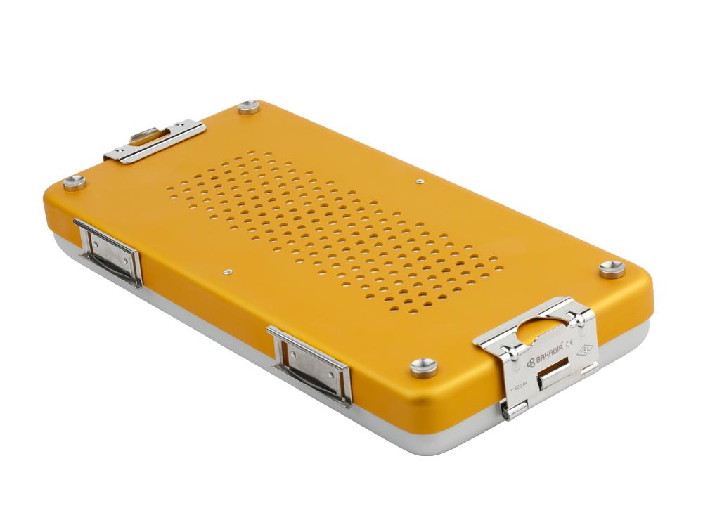 Bahadır Brand Small Size Container ( Yellow )