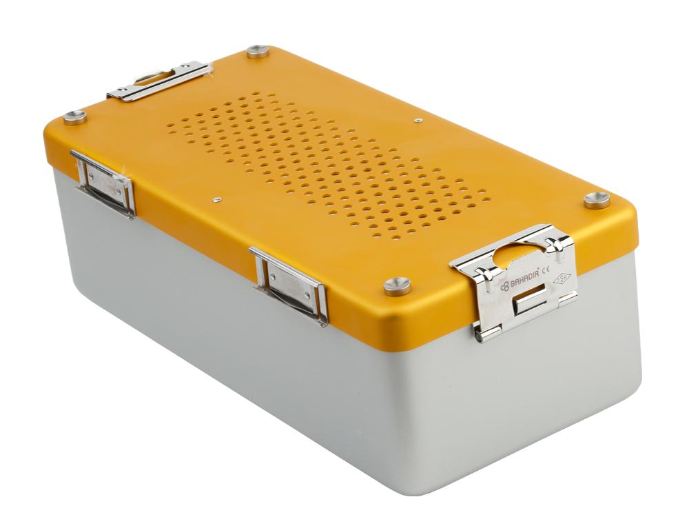 Bahadır Brand Big Size Container (Yellow)