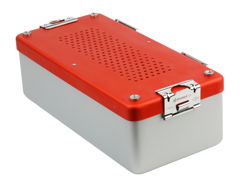 Bahadır Brand Big Size Container (Red)
