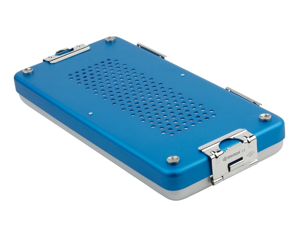 Bahadır Brand Small Size Container ( Blue )