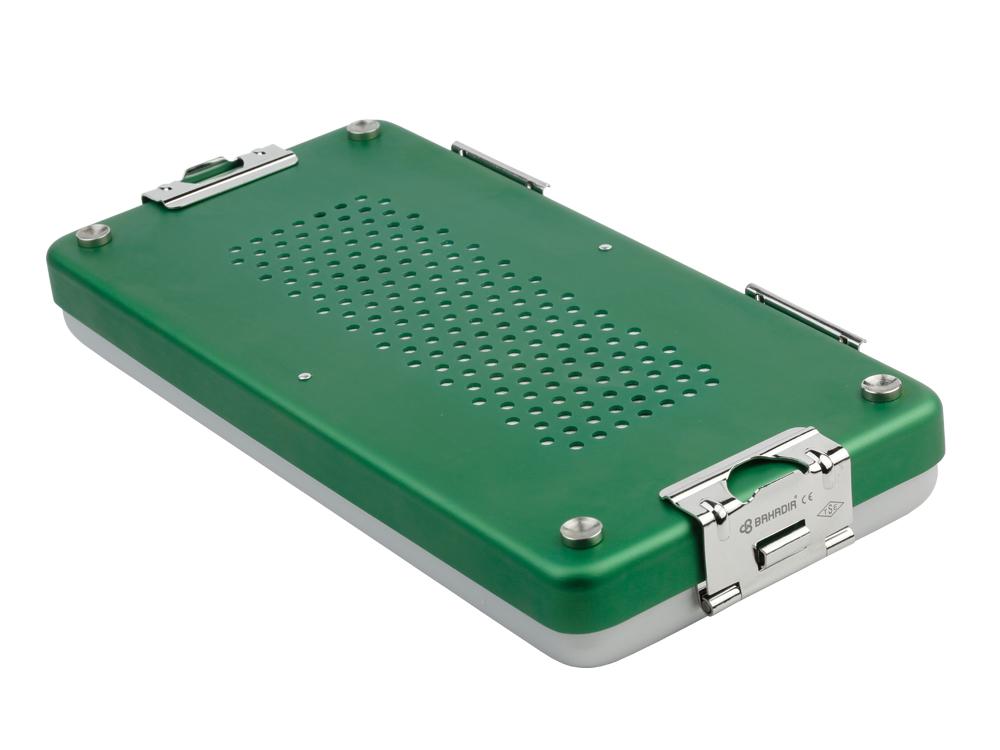 Bahadır Marka Küçük Boy Konteyner (Yeşil )