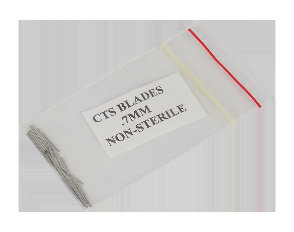 CTS Paket Bıçak 0.7 MM