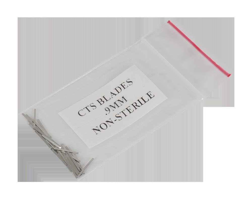 CTS Paket Bıçak 0.9 MM