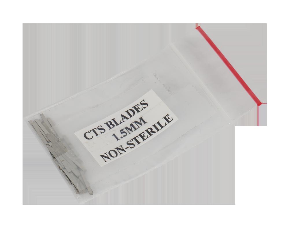CTS Paket Bıçak 1.5 MM
