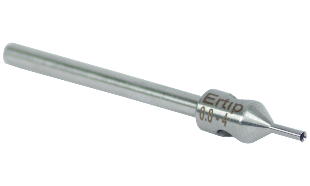 Extra-Safe Serrated Fue Punch 0.8 MM - 4 MM