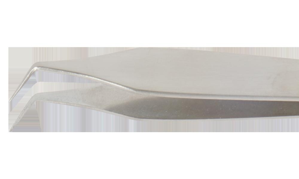 Ertıp Model Yumuşak Baskı Ayarlı Tırtıksız Toplama Penseti (10 MM 40°)