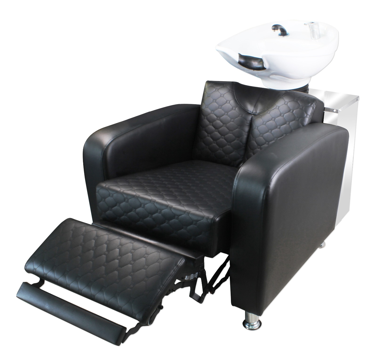 Hair Washing Chair With Footrest
