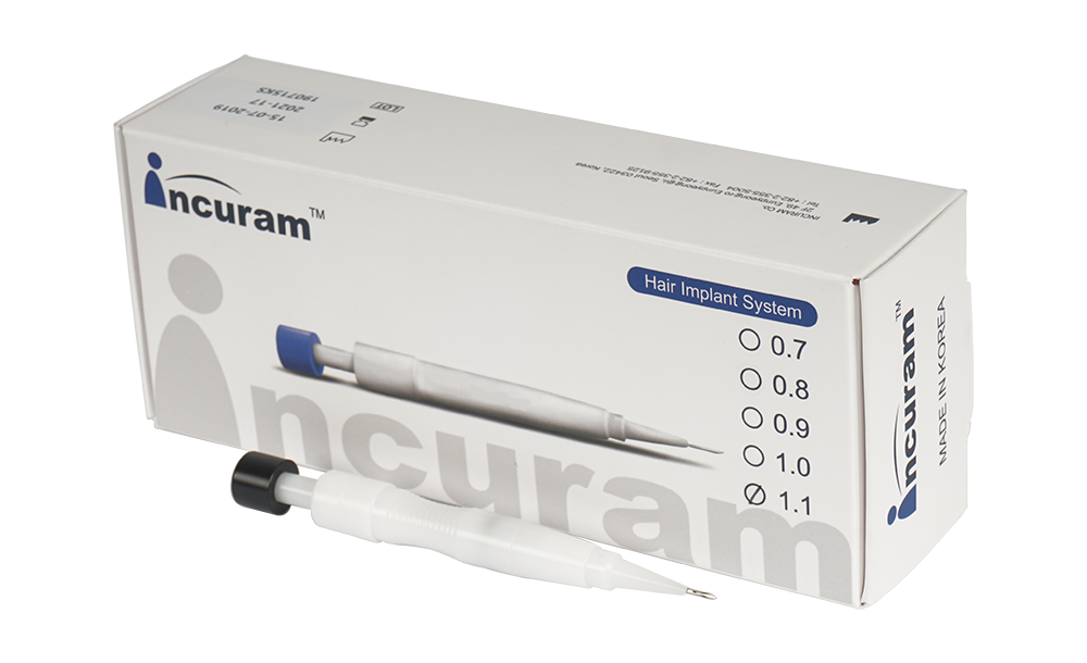 Incuram Implanter 1.1 MM