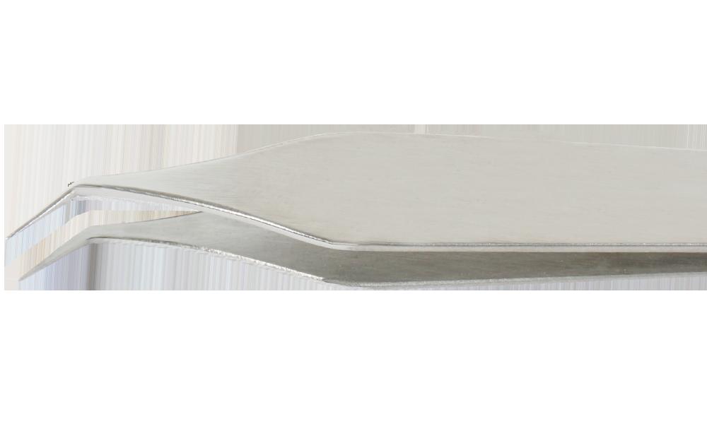 Ertıp Model Yumuşak Baskı Ayarlı Tırtıksız Toplama Penseti (8 MM 55°)