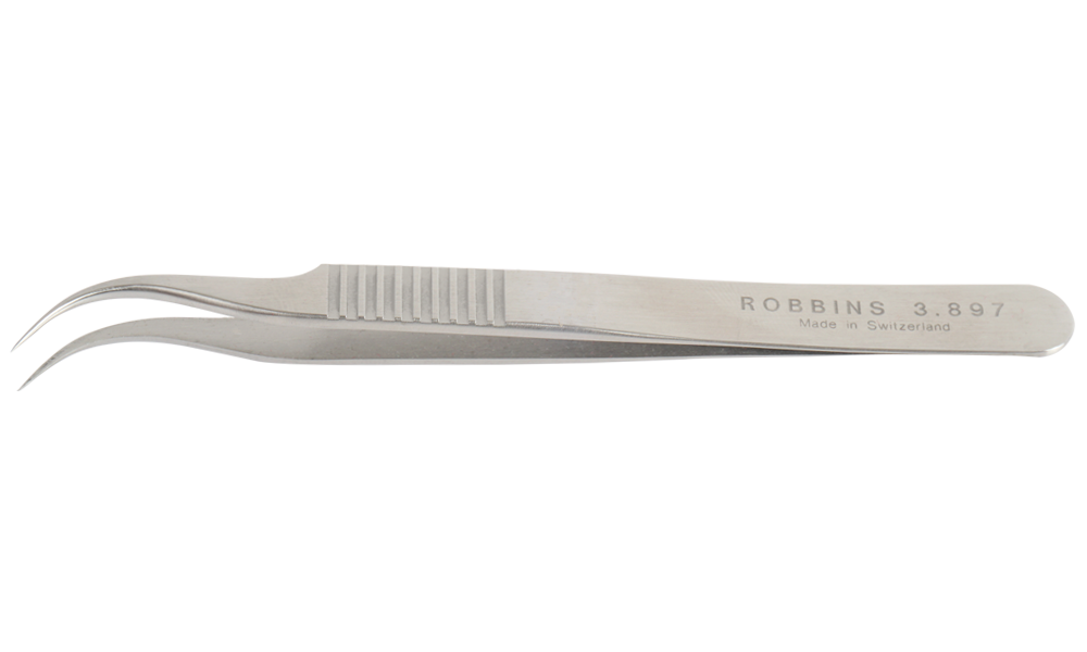 Robbins Number 7 Adson Curved Forceps
