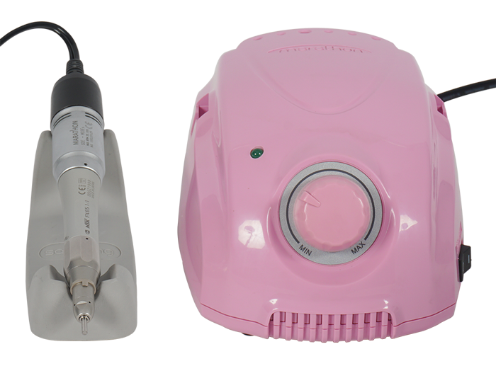 Champion Fue Micro Motor Pink With Nsk Autoclavable Handle