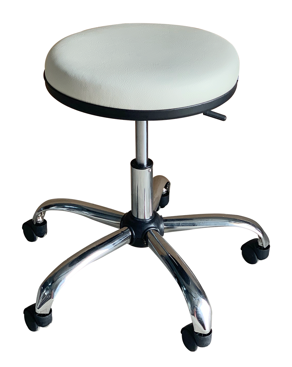 Medical Stool Without Backrest (Beige)
